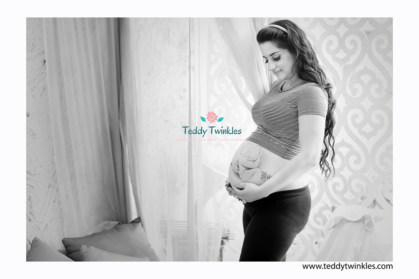 Maternity Shoot of Heena & Jitender